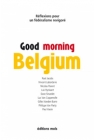 Good morning Belgium - Image de couverture